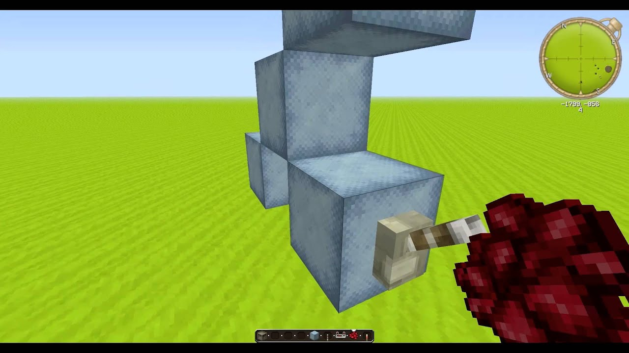 how to use the repeater in minecraft