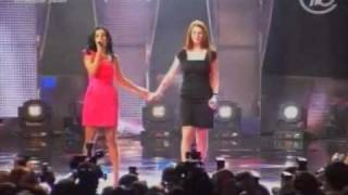 Tatu - eurovision 2009 (open ceremony)