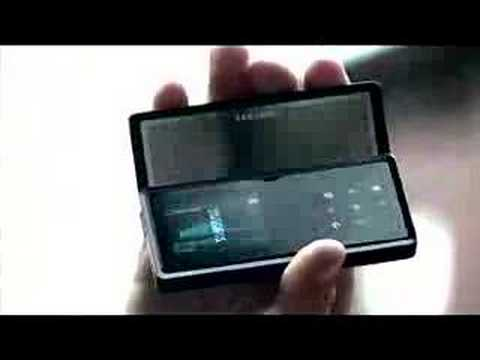 Samsung MP3 Player K5 Commercial