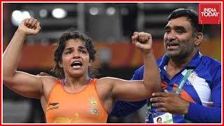 Sakshi Malik, First Indian Woman Wrestler To Win Medal At Olympics