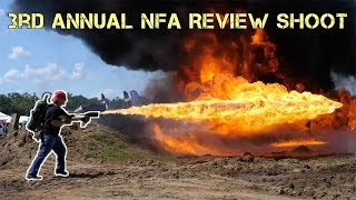 3rd Annual NFA Review Shoot
