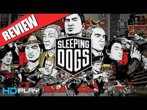 Sleeping Dogs - REVIEW (XBOX360/PS3/PC)