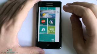 Samsung Omnia M  Windows Phone (review)