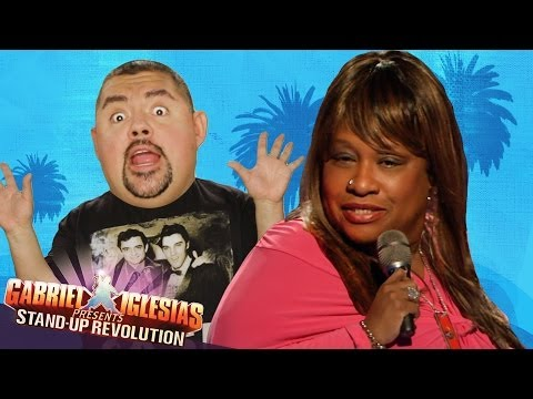 Thea Vidale - Gabriel Iglesias Presents: Standup Revolution! (season 2) video