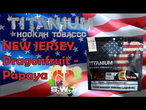 Titanium New Jersey Tobacco Im Test Mit Junes