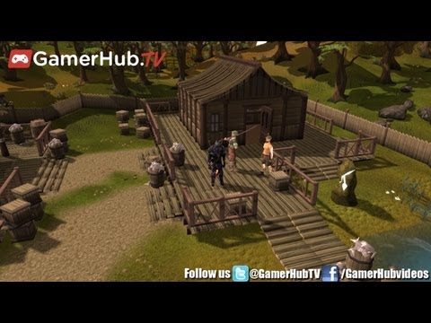 Runescape 3 Preview Interview With Jagex Developer Dean Ollive - Gamerhub
