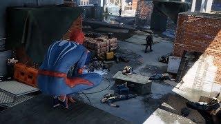 Spider-Man 2018: Обзор Игрового Процесса