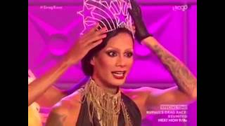 RuPaul's Drag Race Winners (seasons 1-7 and All Stars 1)