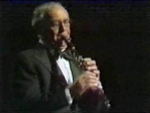 Benny Goodman At Wolf Trap, Arlington Virginia 1977 #2