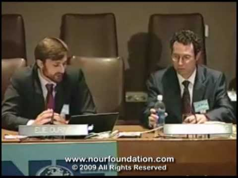 Beyond the Brain: The Experiential Implications of Neurotheology - United Nations 9/11/2008