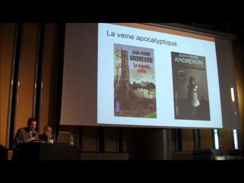 Patrick Bergeron sur les fictions post-apocalyptiques au Québec et en France 1/2