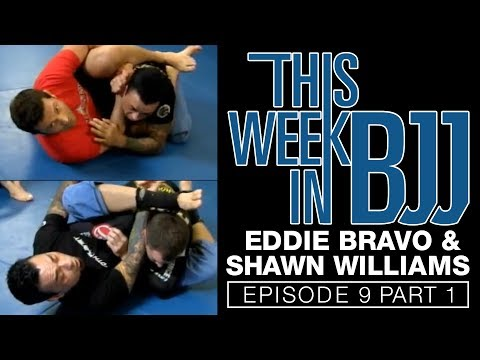 This Week In BJJ - Episode 9 Part 1 Eddie Bravo and Shawn Williams Image 1