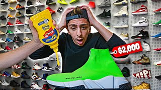 Answer the Question OR Destroy the Sneaker.. **HYPEBEAST CHALLENGE**