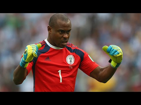 Vincent Enyeama - Best Saves - World Cup 2014 HD