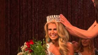 Teale Murdock is crowned Miss Utah USA® 2016!