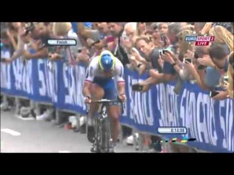 Peter Sagan storms to victory in World Championship / na Majstrovstvách sveta zvíťazil ako búrka