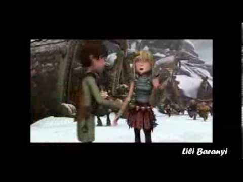 Astrid ♥ Hiccup ~ Heart Attack video