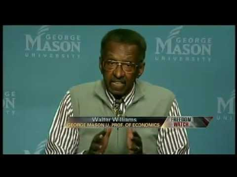 Freedom Watch - Walter Williams - Taxation is Theft