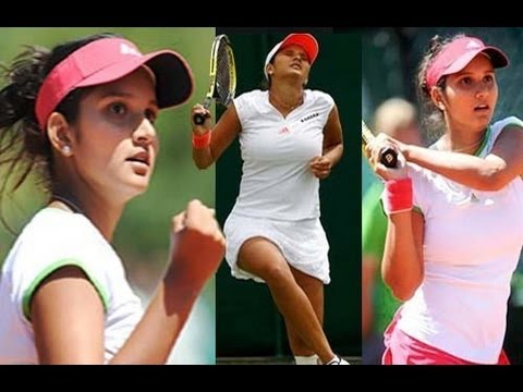 Indian Tennis Sensation Queen of Clay - Sania Mirza