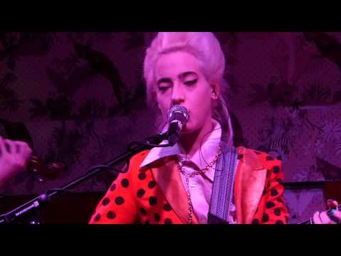 Beth Jeans Houghton &amp; The Hooves of Destiny - Humble Digs Deaf Institute 25-09-12