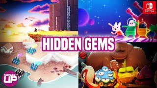 NEW Nintendo Switch HIDDEN GEMS for EVERY GENRE - BUDGET GAMING