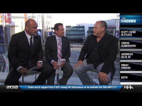 Scott Coker Discusses Eddie Alvarez in  Inside MMA