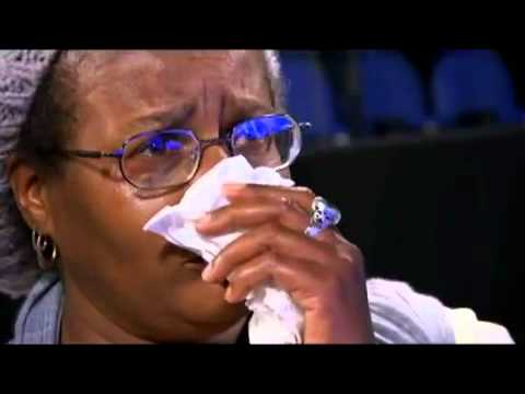 The X Factor UK 2011 - Lascel Wood - Audition 4