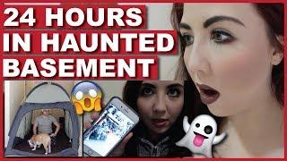 24 Hour Haunted Basement Challenge #2