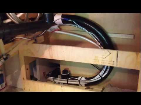 BEHIND THE SCENES: Kitchen Slide-Out Plumbing