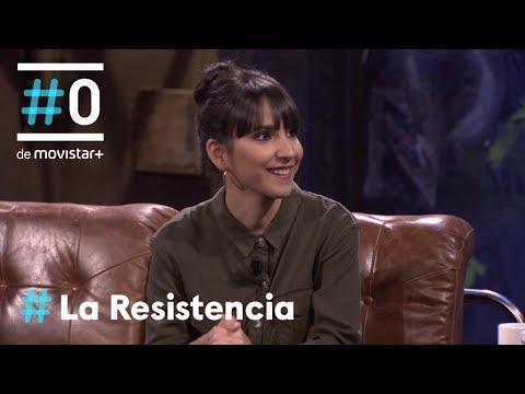 LA RESISTENCIA - Entrevista a Carmen Blanco   #LaResistencia 11.09.2018
