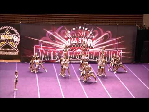 Adelaide All Star Cheerleading 2014 Highlights