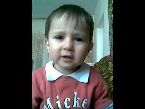 A Cute Young Boy Reciting Quran video