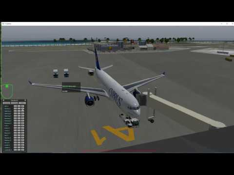 Flight From LEBL Barcelona To TNCM Princes Juliana