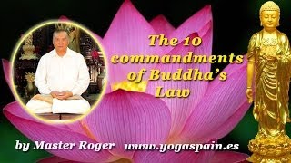 THE BEST 10 COMMANDMENTS OF BUDDHA