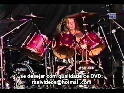 Sepultura live at Rock in Rio II 1991