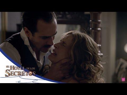 Diego abusa de Cecilia | El Hotel de los Secretos
