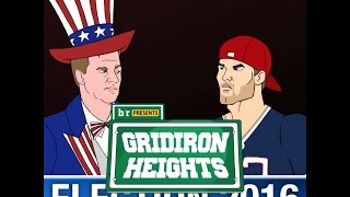 Gridiron Heights, Episode 9: It's Tom Brady vs. Roger Goodell on Election Day