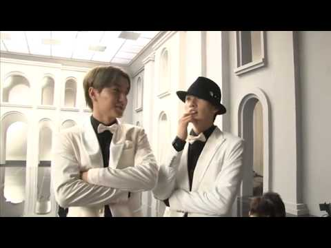 Super Junior Spy Making 日本語字幕 video
