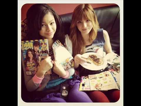 Bella Thorne & Zendaya Coleman 2012 pics