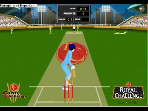 play cricket games zapak com online free
