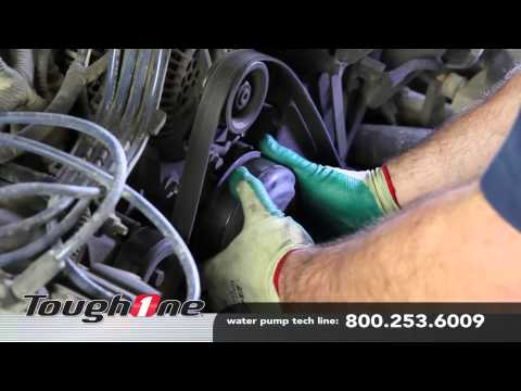How to do a Water Pump Installation for a Ford 4.6L V8 - Advance Auto Parts