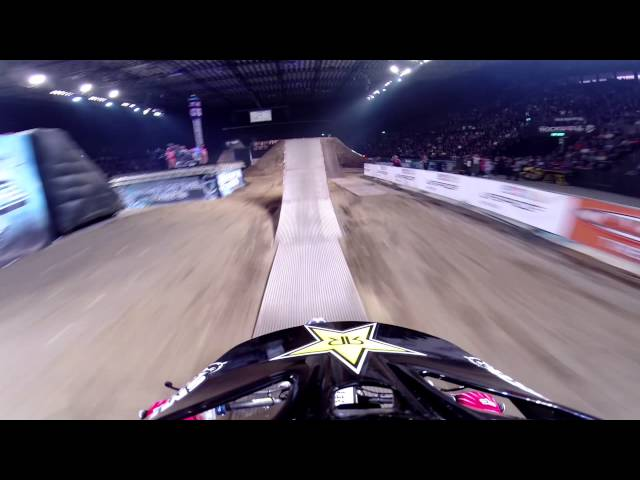 GoPro - Libor Podmol - Night of the Jumps 2014 - Basel