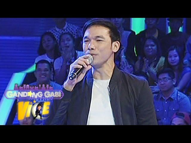 "GGV: Mark Bautista sings ""I Need You"""
