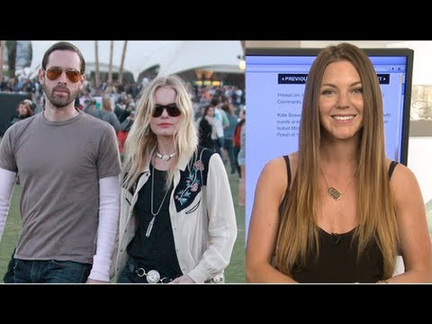 Kate Bosworth,  Coachella Music Festival Fashion! FabSugarTV Fab Flash