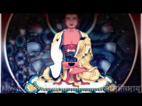 Pineal Gland Activation - Infinite Light Buddha - Namo*mitabhaya x108