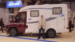 The Practical Motorhome Hymer Van 314 review