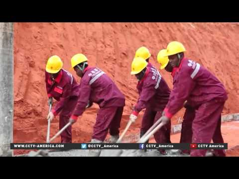 Chinese construction company helps build affordable housing in post-war Angola