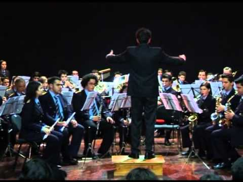 Banda Filarm�nica de S�o Mamede de Ribatua - The phantom of the opera
