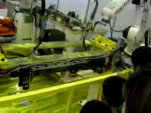 Manufacturing Robots Automated Assembly