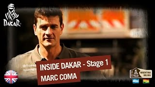 Stage 1 - Inside Dakar 2016 - Marc Coma's new life